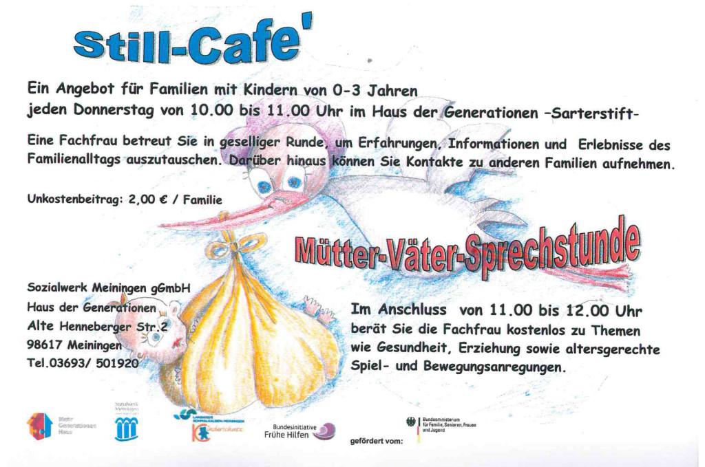 Stillcafe Flyer